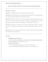 Chương 1  tạo dựng và giành lấy giá trị khách hàng