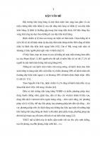 ĐáNH GIá tác DụNG của điện CHÂM kết hợp bài THUốC độc HOạT TANG ký SINH TRONG điều TRị hội CHứNG THắT LƯNG HÔNG
