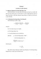 Bài tập giữa kỳ TTTC hoàn chỉnh