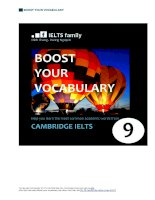 Boost your vocabulary   cam9 revised  23112018