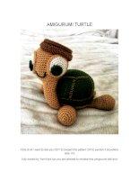 amigurumi turtle(1)
