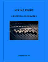 6 steps to mixing music 01