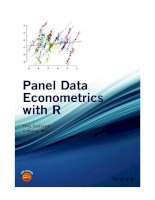 Panel data econometrics with r by yves croissant, giovanni millo (z lib org)
