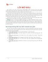 Hướng dẫn học SEO website - Bài 4: Seo Onpage và các mã HTML quan trọng trong SEO