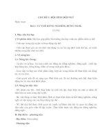 Giáo án giáo dục thể chất lớp 1 sách kết nối tri thức với cuộc sống (trọn bộ cả năm)