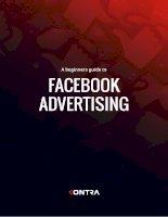 Ebook hướng dẫn chạy quảng cáo Facebook P1 (Mới nhất 2020)