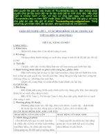 Giáo án Toán lớp 1_Vì sự Bình đẳng và DC trong GD_Tiết 61 đến 70_Phương