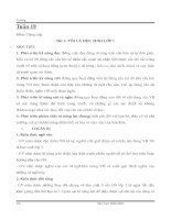 GIÁO ÁN TIẾNG VIỆT_KẾT NỐI TRI THỨC VỚI CUỘC SỐNG_HK2_MẪU NGANG