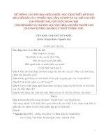 CÂU HỎI ĐỌC HIỂU (PHIẾU HỌC TẬP) MÔN NGỮ VĂN 9 CÓ ĐÁP ÁN CHI TIẾT TỪNG ĐỀ CHUYÊN ĐỀTHƠ, TRUYỆN  TRUNG ĐẠI