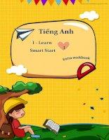 Bài tập bổ trợ i learn smart start 1