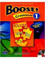 boost grammar 1 Studenbook