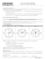 4  chuyên đề 4   bài toán quãng đường trong dao động điều hòa
