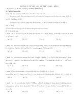 HS tư duy hóa vô cơ 6 7 8 điểm