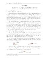 Misubishi Chương2 : Thiết bị và lệnh PLC Mitsubishi