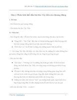 Văn mẫu lớp 12: Phân tích khổ đầu bài thơ Tây tiến của Quang Dũng (Dàn ý + 8 mẫu)