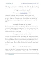 Tổng hợp những mở bài về bài thơ Tây Tiến hay nhất (54 mẫu)