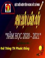 Dai hoi lien doi 2010