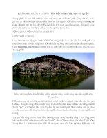 Khám phá hang đá Long Môn nổi tiếng tại Trung Quốc