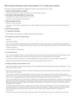 Minims dexamethasone sodium phosphate 0 1% w v, eye drops solution   summary of product characteristics (SmPC)   print friendly   (emc)