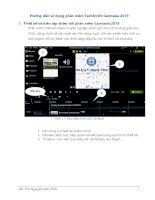 Hướng dẫn sử dụng phần mềm TeechSmith Camtasia 2019