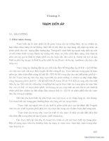 Giáo trình Hệ thống cung cấp điện (Tập 1): Phần 2