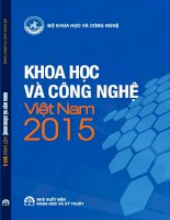 Công nghệ Việt Nam 2015: Phần 1