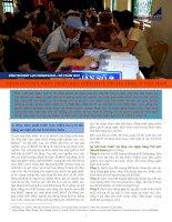 Định hướng phát triển bảo hiểm hưu trí đa tầng ở Việt Nam