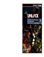 427737721 unlock level 3 listening and speaking skills teacher s book unit 1