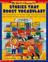 25 wacky wonderful stories that boost vocabulary g4 8