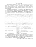 TAI CHINH DOANH NGHIEP 2