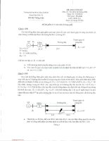 Đề thi cuối học kỳ II năm học 2017-2018 môn Ổn định hệ thống điện (Lớp chính quy) - ĐH Bách khoa TP.HCM