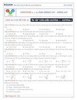 CÀY đề VDC 02 TOÀN DIỆN CHƯƠNG 1 2
