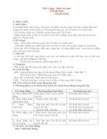 Ngữ văn 8 soạn theo công văn 5512 bộ GD kì 1