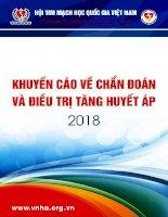 Khuyen cao THA 2018