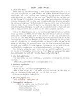 Dạy học viết đoạn văn ngắn cho học sinh lớp 2