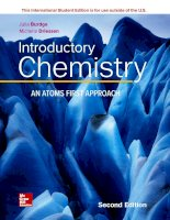 Introductory chemistry an atoms first approach 2e by julia burdge, michelle driessen 1