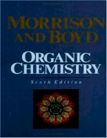 Organic chemistry 6e by morrison and boyd 1 pdf