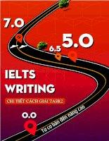 WRITING TASK 2   IELTS HIEN NGUYEN