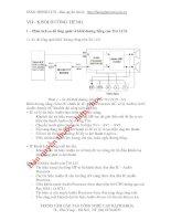 Giáo trình sửa chữa tivi LCD (ĐH Bách khoa Hà Nội)
