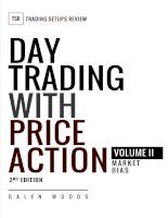 DAY TRADING WITH PRICE ACTION VOLUME 2  Galen Woods