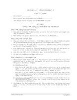 Chính sách Đào tạo - Ngân hàng cổ phần