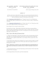 Thông tư 022021TTBLĐTBXH  03 trường hợp tạm dừng hưởng trợ cấp xã hội hàng tháng